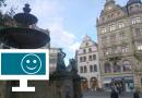 Online-Gesicht einer City